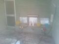 女湯の洗い場