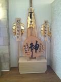 諏訪御柱の飾り