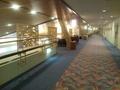 3階ロビー上の廊下
