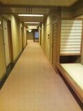 青山荘廊下