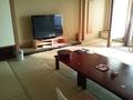 特別室青山、和室12,5畳+書院