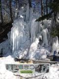 「氷瀑祭り」