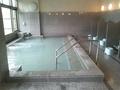 内湯と洗い場