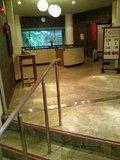 「夢殿」のお風呂入口
