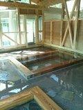 「夢殿」の露天風呂