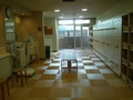 「曳山の湯」脱衣場