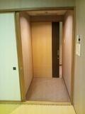 廊下への出入口
