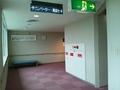 展望室への階段