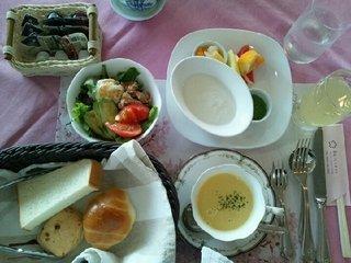 朝食洋コース