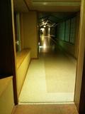 清祥館から清流館への渡り廊下
