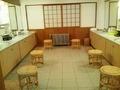 大浴場「甍の湯」のパウダールーム