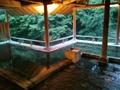 露天風呂「森のこだま」