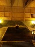 夜の「御夢想の湯」