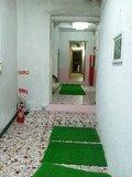 お風呂への廊下
