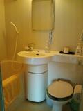 お部屋のバス・トイレ
