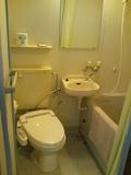 部屋のバス・トイレ
