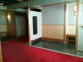 朝陽殿4階エレベーターホール付近