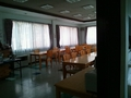 宿泊施設の食堂
