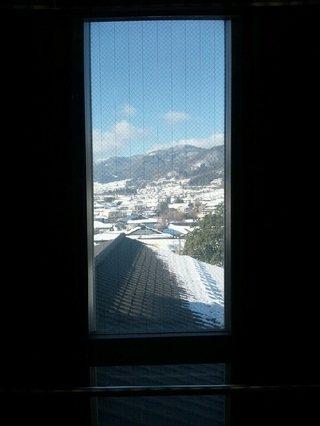 エレベーターからの眺め