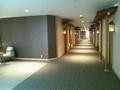 景観荘客室廊下