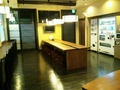 2階ながら食堂