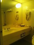 部屋の洗面台