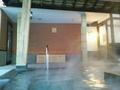 「石の湯」露天風呂