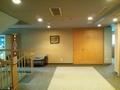 西館6階エレベーターホール前