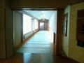 女湯への廊下