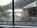 ぬるめの湯からの眺め