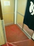 別館「卯の湯」入口