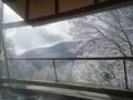 石湯の露天風呂からの眺め