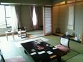 香蘭亭の12.5畳の和室