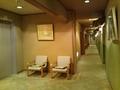 恵山亭6階エレベーターホール