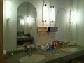 宿泊者用風呂の洗面台