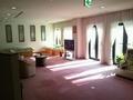 クロベのキセキ展示スペース