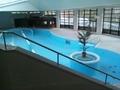 プールと岩盤浴