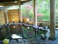 「日向の湯」露天風呂