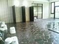 「摩耶の湯」内湯の洗い場