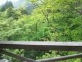 「摩耶の湯」露天風呂からの眺め