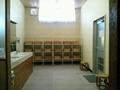 大浴場の脱衣場