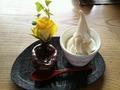 神津牧場のソフトクリーム