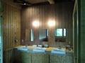 大浴場の洗面台