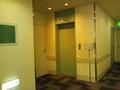 アネックス1号棟地階エレベーターホール