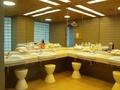大浴場、楽湯のパウダールーム