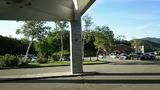 駐車場と凜楽