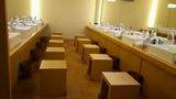 大浴場のパウダールーム