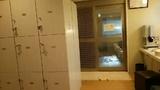「眺望の湯」の脱衣場