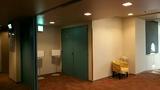 パレス館6階エレベーターホール