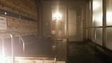 「月華の湯」の露天風呂